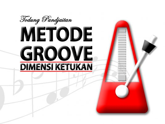 METODE GROOVE - Cover Depan (red) 2